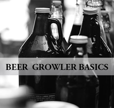Beer Growler Basics - Draft Beer On-The-Go