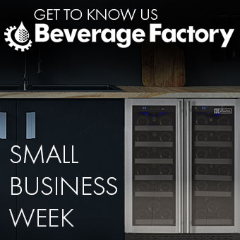 National Small Business Week - The Beverage Factory