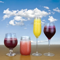 Check out These Delicious Wine Slushie Recipes