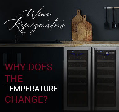 Why Does The Temperature In My Wine Refrigerator Fluctuate?