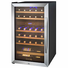 Allavino 19-33 Bottle Mid-Size Wine Coolers
