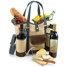 Picnic Time Cooler Totes