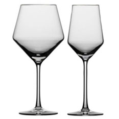 Schott Zwiesel Pure Wine Glasses Stemware Series