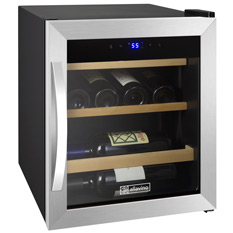 4-18 Bottle Compact Wine Coolers