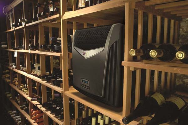 Wine Guardian Through-the-Wall & Wine Guardian - Through-the-Wall 1100 BTUH Air-cooled Wine Cooling ...
