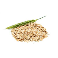 Flaked Oats - 1 oz Bag