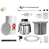 Small Batch Extract Home Brewing Kit