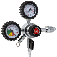 Kegco HL-62N Commercial Grade Dual Gauge Regulator