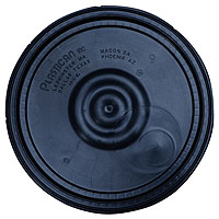 6.5 Gallon Bucket Lid Only - Solid