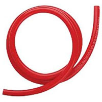 1 Foot Length of 5/16 Inch I.D. Red Vinyl Air Line