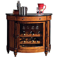 Merlot Valley Wine Console