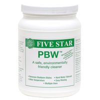 Five Star PBW Powdered Brewery Wash - 4 lbs