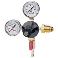 Standard Double Gauge Nitrogen Regulator
