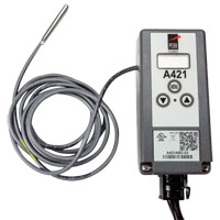 Electronic Temperature Control with Single Power Cord and Piggyback Plug
