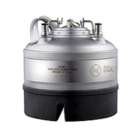 1 Gallon Ball Lock Keg - Strap Handle - NSF Approved