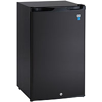 4.5 Cu. Ft. Counterhigh All Refrigerator - Black