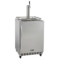 Kegco HK38SSC-1 Beer Fridge