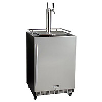 Kegco HK38BSC-2 Beer Fridge