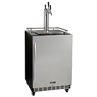 Kegco HK38BSC-3 Beer Fridge