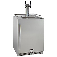Kegco HK38SSU-2 Beer Fridge
