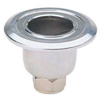 Single Flusher for German Slider Valve Couplers