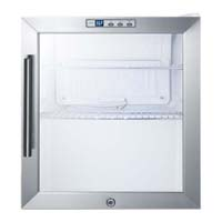 1.7 Cu. Ft. Compact Display Refrigerator With Security Lock