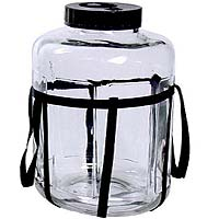 7 Gallon Wide Mouth Glass Carboy