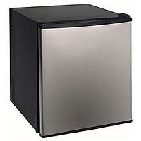 1.7 Cu. Ft. Compact SUPERCONDUCTOR Refrigerator - Stainless Steel Door AC/DC