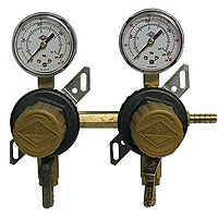 Two Product Secondary Co2 Kegerator Regulator