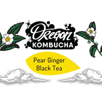 Pear Ginger Black Tea