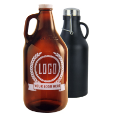 BREWsuit Beer Growlers