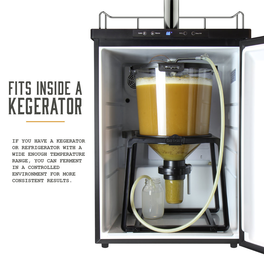 Craft A Brew Catalyst Fermentation System Equipment
