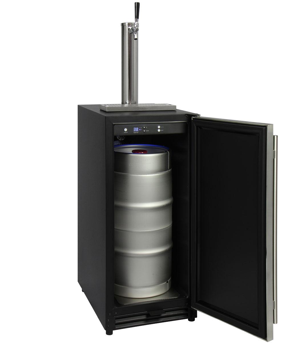 Kegco Vsk 15ssrnnk 15 Quot Built In Undercounter Beer