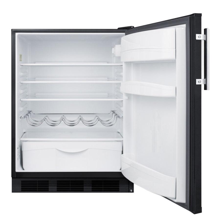 5 5 Cu Ft Ada Compliant Built In Compact Refrigerator
