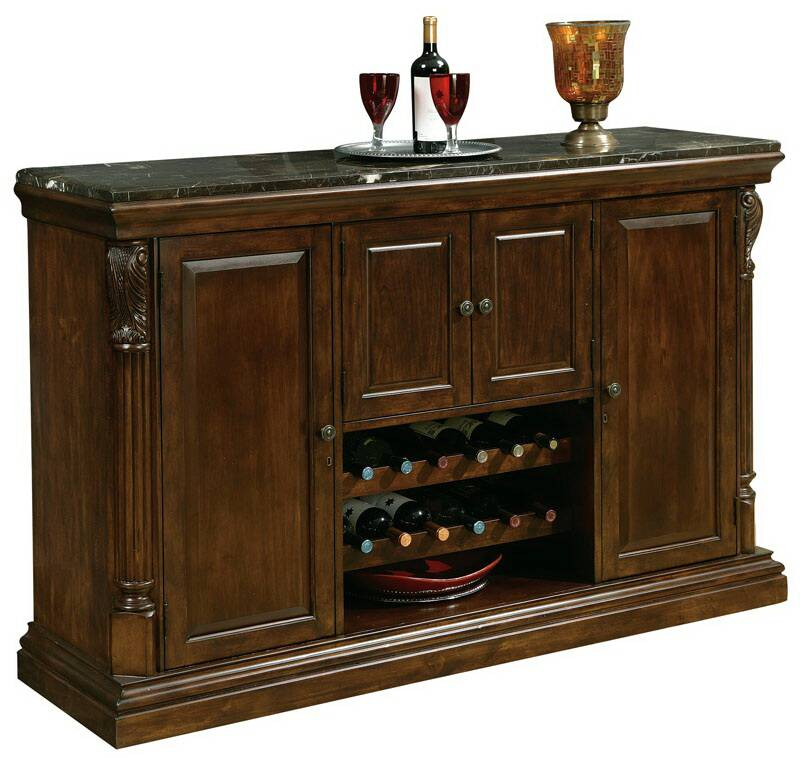 Howard Miller 693-006 Niagara Wine & Spirits Console ...