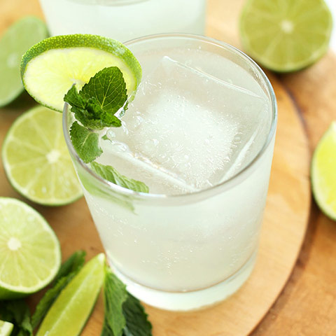 Coconut Gin & Tonic