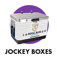 wrapped jockey box