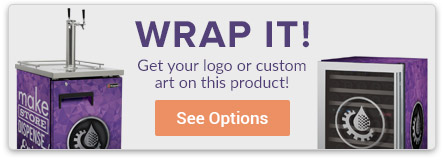 WRAP IT! Click to see our custom wrap options for this unit.