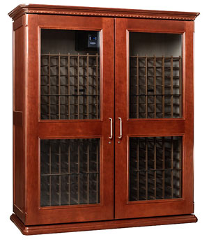 Le Cache European Country Euro 5200 Wine Cellar Cabinet