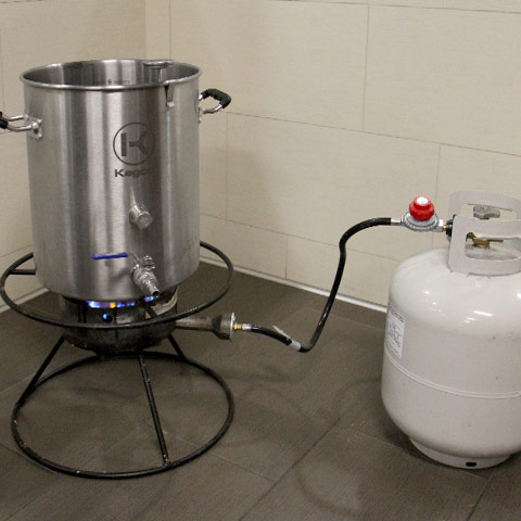 Brew Kettle - irish stout recipe