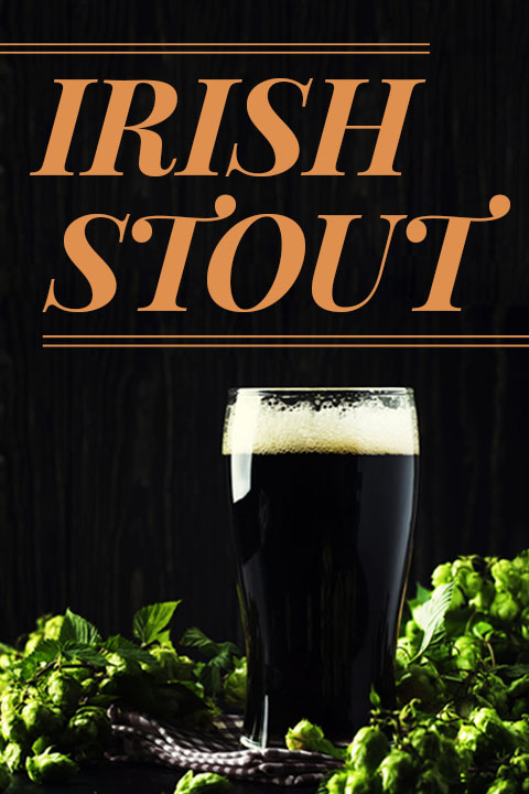Glass - Irish Stout Recipe
