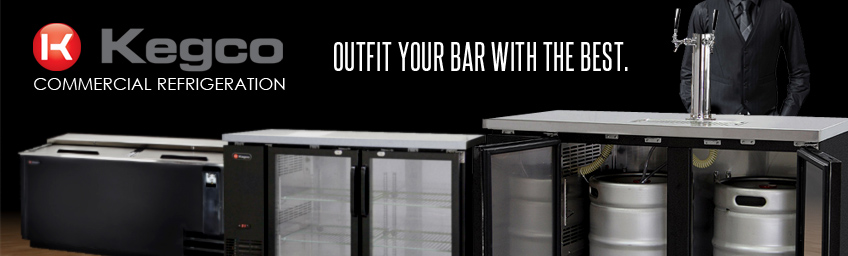 Kegco Commercial Refrigerators