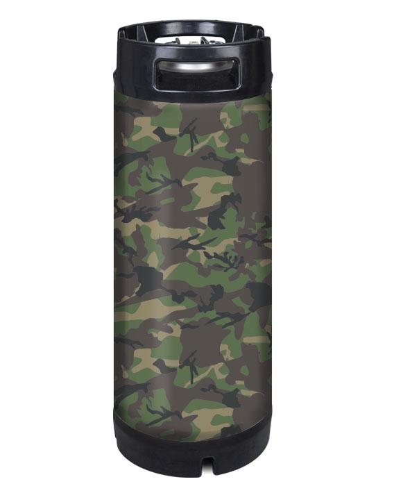Military Camo Wrap