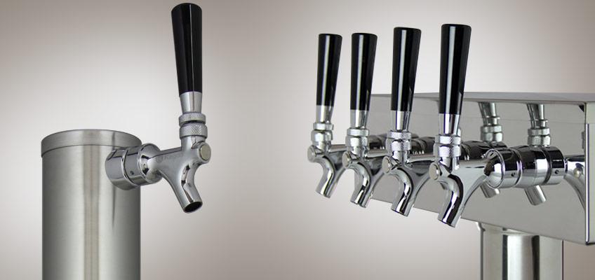 Multi-tap Kegerator Conversion