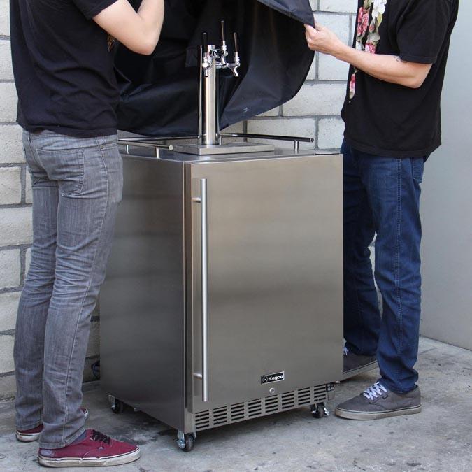 Kegco Tx 2637 Jacket For Residential Beer Keg Cooler