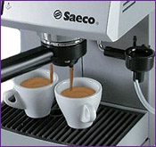 Semi-Automatic Espresso Machine