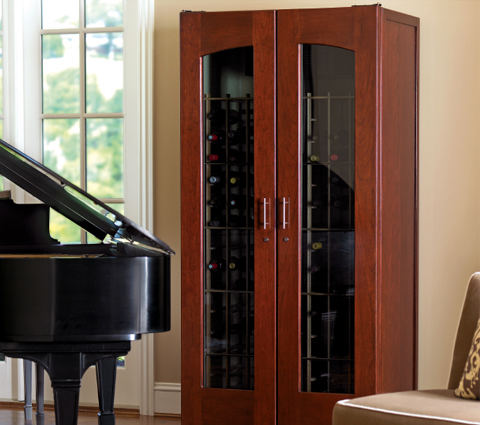 Wine Refrigerators Vs. Wine cellars