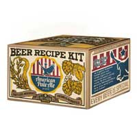 American Pale Ale 1 Gallon Recipe Kit