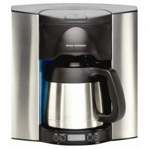 Photo of Built-In 10 Cup Automatic Coffee System - Stainless Steel