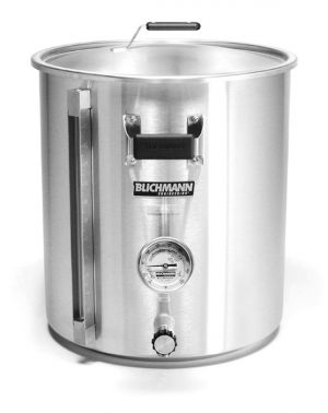 Photo of 10 Gallon 120V Electric G2 BoilerMaker Brew Pot